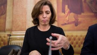 Rita Barosa foi ouvida no âmbito do inquérito parlamentar à queda do BES.