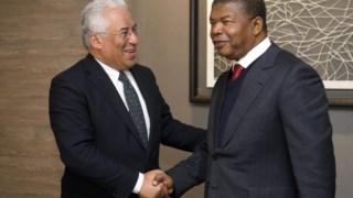 João Lourenço, António Costa, Luanda, Presidente de Angola