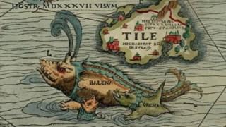 Thule, Carta Marina, Cipango, edição EasyRead Edition, Carta marina, Il meteorite iperboreo. Il faraone del nord