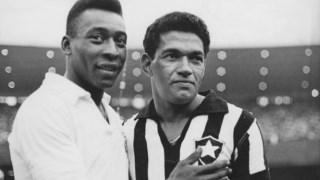 Garrincha, Pelé, Seleção Brasileira de futebol, Copa do Mundo, Jogador de futebol, Brasil