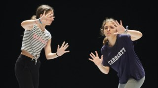 Dança moderna, teatro musical, dança