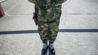 Exército, militar, camuflagem, soldado, militar
