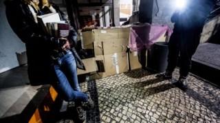 Médicos do Mundo apoia sem-abrigo no Porto (na imagem) e em Lisboa