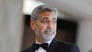 George Clooney, Museu Metropolitano de Arte, ER