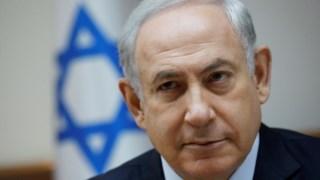 Benjamin Netanyahu é um defensor desta lei