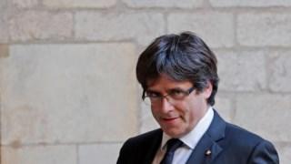 Carles Puigdemont, Catalunha
