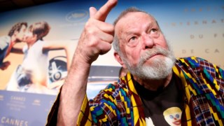 O realizador britânico Terry Gilliam