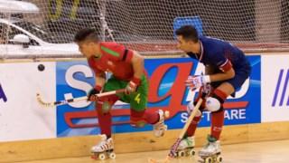 Jorge Jesus, Portugal, hóquei em patins, UD Oliveirense