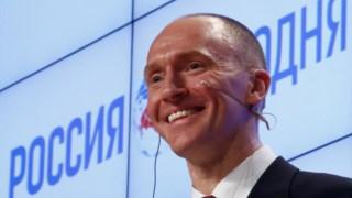 Carter Page, investigação do Conselho Especial, Rússia