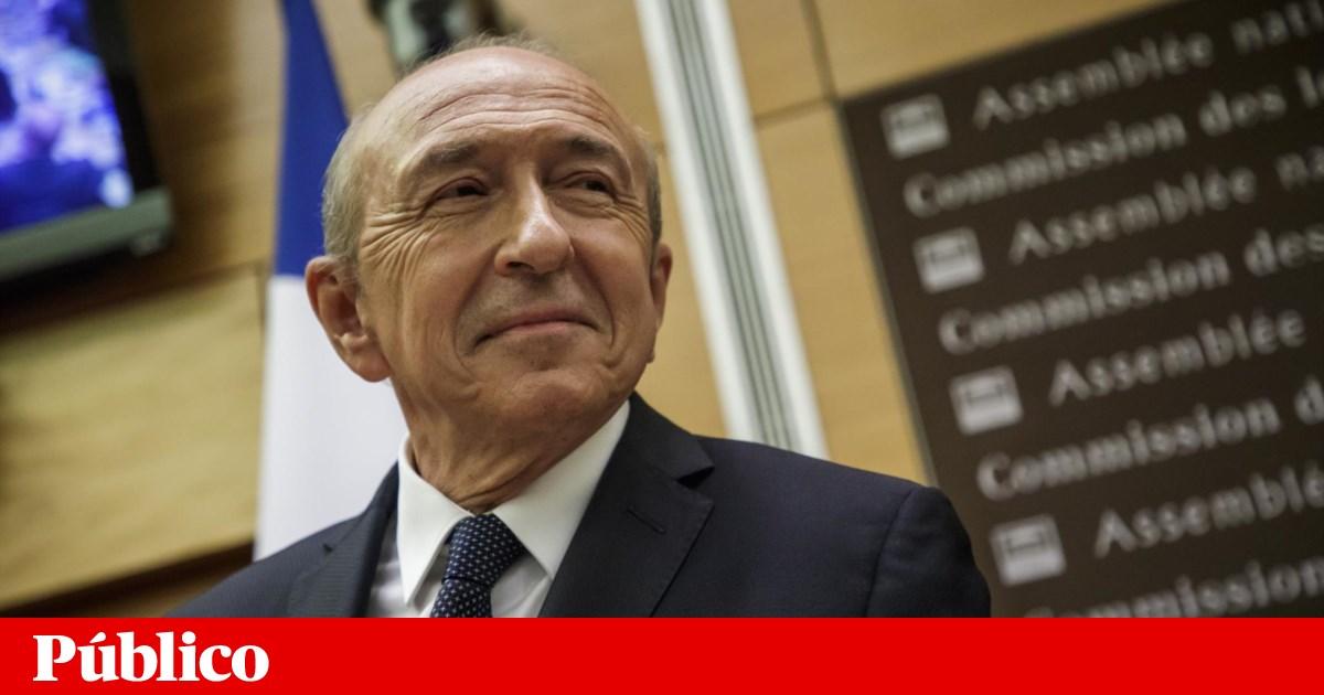 Ministro do interior franc s culpa macron pelo caso for Ministro de interior actual