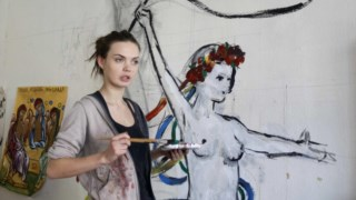 Oksana Shachko, Ucrânia, Feminismo, Feminismo, Activism