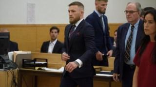 McGregor não terá cadastro e pode voltar a lutar imediatamente.