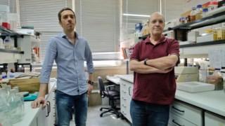 Os investigadores João Tavanez e Celso Cunha