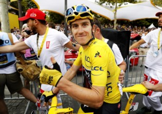 1d65a402dec Ciclismo. Geraint Thomas ...