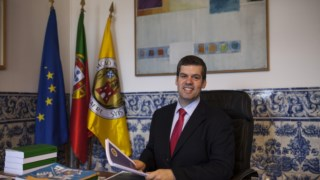 Pedro Cegonho, presidente da Anafre e da Junta de Freguesia de Campo de Ourique.