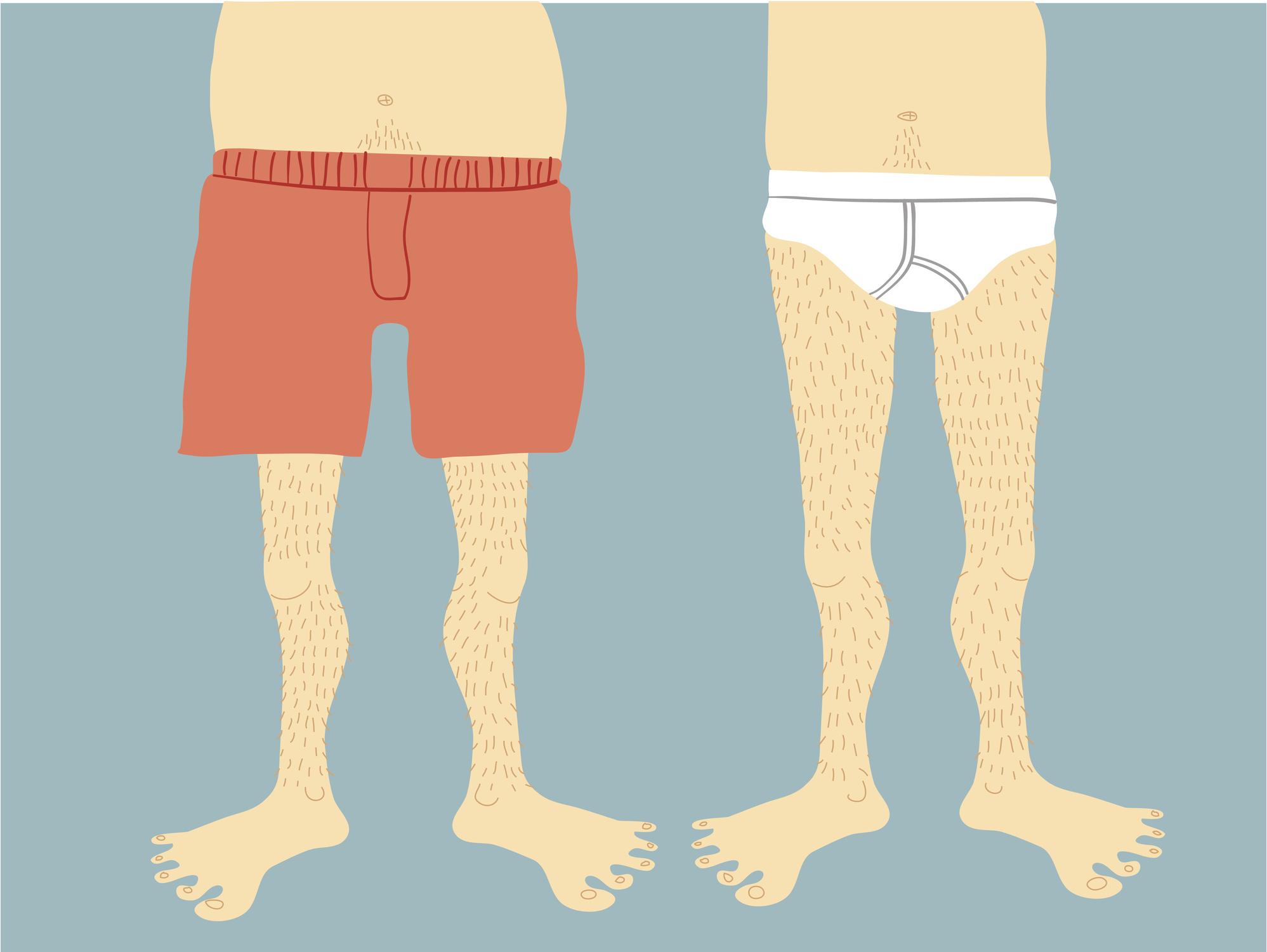 """f05d76711 Homens que vestem """"boxers"""" têm mais espermatozóides"""
