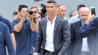 Ronaldo abandou Espanha este verão, quando trocou o Real Madrid pela Juventus
