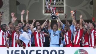 O Aves venceu a última edição da Taça de Portugal.