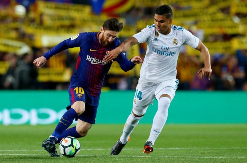 Estados Unidos poderão receber jogos da Liga espanhola  a8d7a75e98440