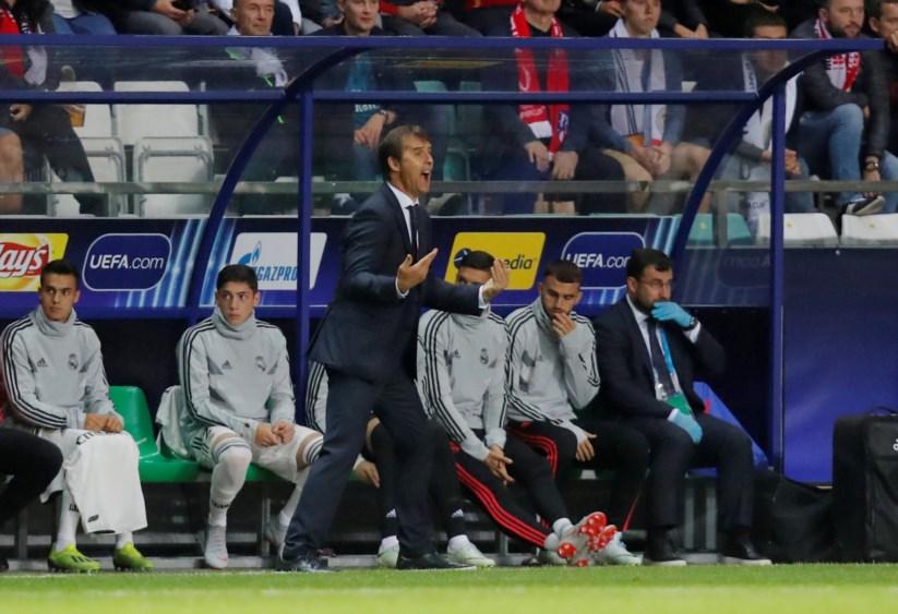 O desafio de Julen Lopetegui é fazer o Real Madrid esquecer Ronaldo e Zidane c02d6cea7ab1c