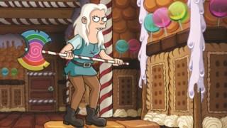 Bean é uma princesa pouco comum em <i>Disenchantment<i>, a nova série de Matt Groening