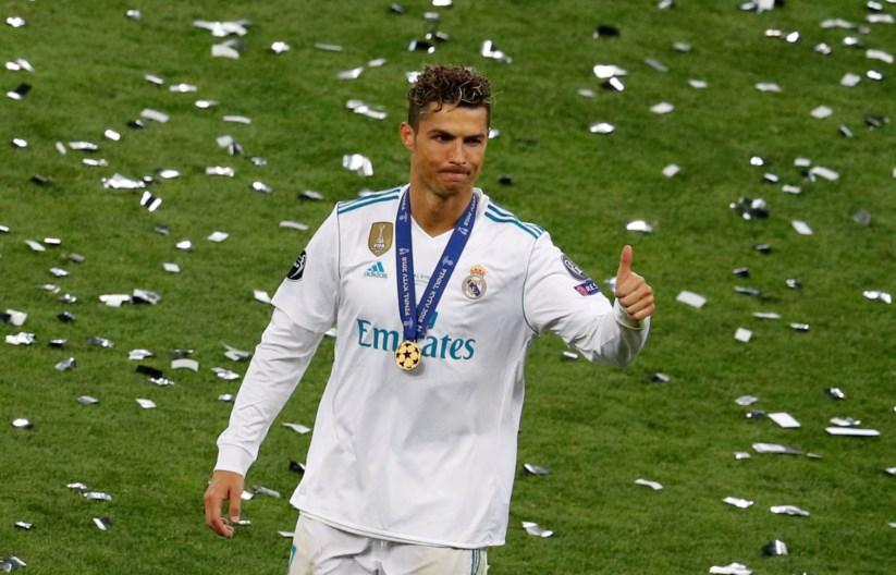 9685564e6a Cristiano Ronaldo despediu-se do Real Madrid com a conquista da Liga dos  Campeões