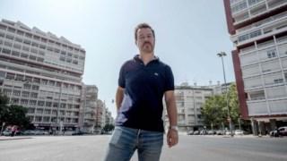 Aquilino Machado, geógrafo e alvaladense, é o cincerone destes passeios