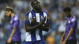 Marega vai continuar a vestir a camisola do FC Porto