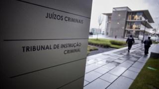 O arguido foi apresentado a um juiz do Tribunal de Instrução Criminal de Coimbra (na fotografia é o de Lisboa)