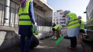 O surto de cólera na Argélia obrigou a um aumento das limpezas e higiene em Argel