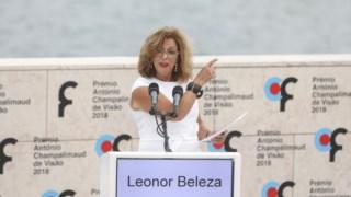Leonor Beleza participou mais uma vez na Universidade de Verão do PSD