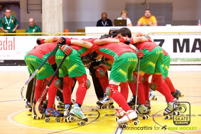 Portugal perde título europeu de hóquei em sub-17  84ff54072810c