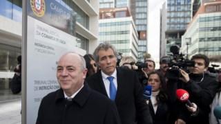 Manuel Jarmela Palos , ex-director do SEF, é um dos arguidos