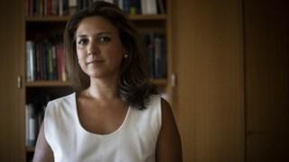 Filipa Raimundo aponta no concreto a reparação histórica feita após o 25 de Abril