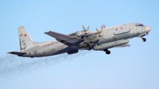 O avião russo abatido ao largo da Síria era um Ilyushin II-20