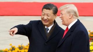 Xi Jinping e Donald Trump lideram duas economias em guerra comercial