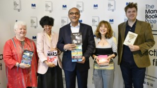 O júri do Man Booker inclui