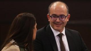 António Ventinhas, presidente do Sindicato de Magistrados do Ministério Público