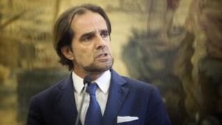 O líder do Governo Regional da Madeira, Miguel Albuquerque