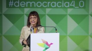 Maria Manuel Leitão Marques espera que haja mais votantes este ano para a escolhas dos projectos a financiar pelo Orçamento Participativo