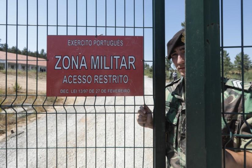 Tancos  Detido director da Polícia Judiciária Militar  fb74a9e3129