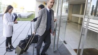 O advogado Rui Patrício é um dos nomes que vai passar a trabalhar com o gabinete jurídico do Benfica