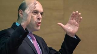 O ministro Adjunto Pedro Siza Vieira tem dado a cara pelo projecto N-Invest.