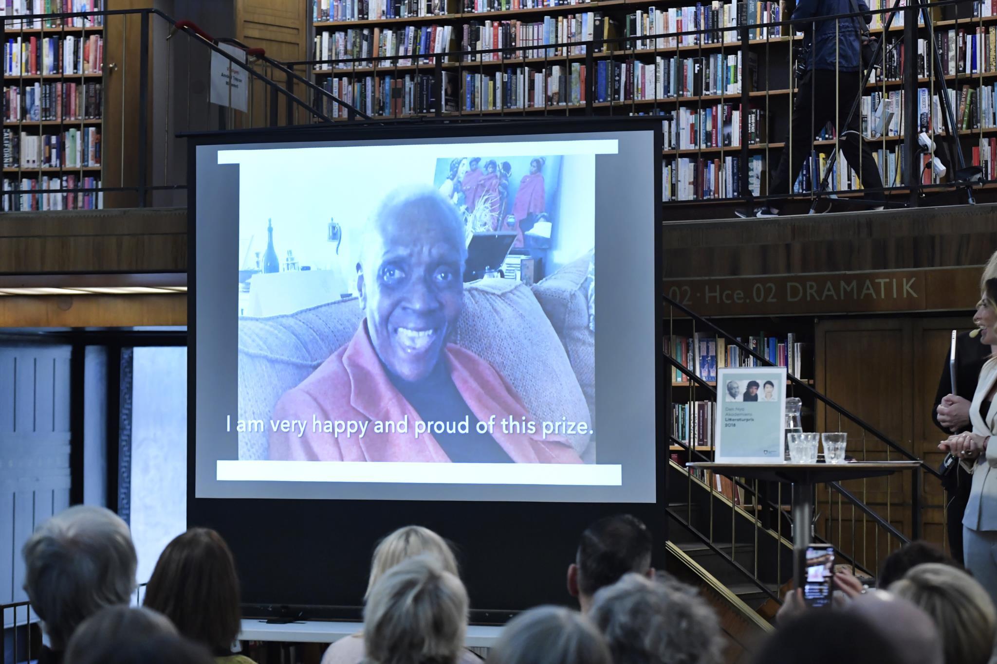Maryse Condé ganhou o prémio alternativo ao Nobel da Literatura