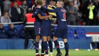 Um jogo do PSG para a Liga dos Campeões está sob suspeita