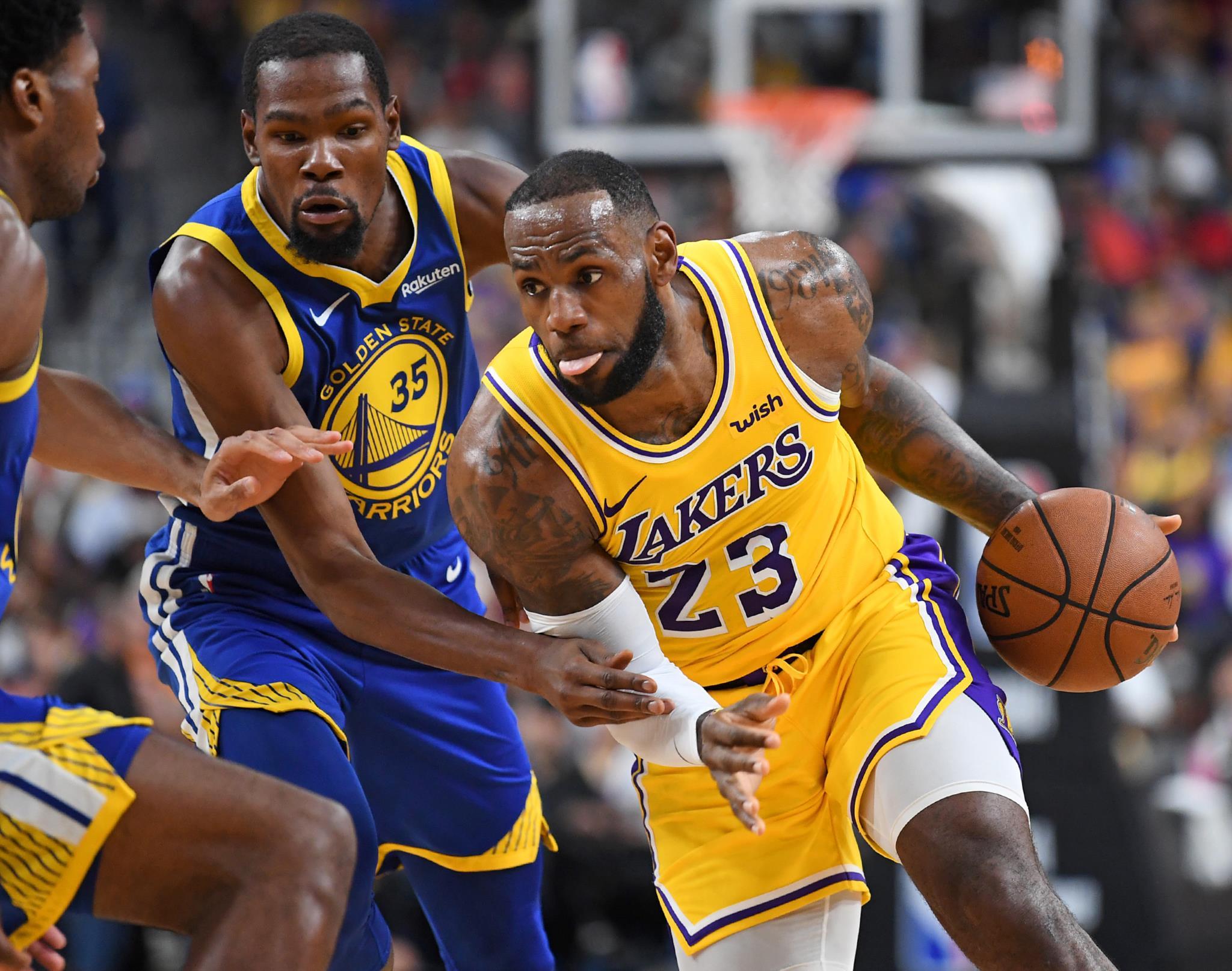 e735b38fe Revolução na NBA  quem manda agora são os jogadores