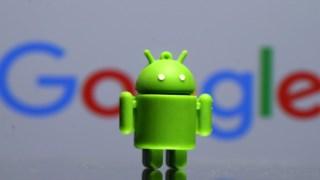 O símbolo verde do Android está presente na maioria dos telemóveis em todo o mundo