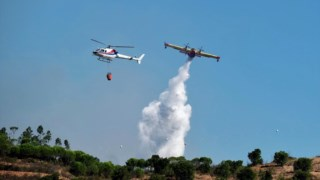 Helicópteros e aviões de combate a incêndios vão ser geridos pelos militares