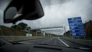 Em 2018 as portagens nas auto-estradas aumentaram 1,42%