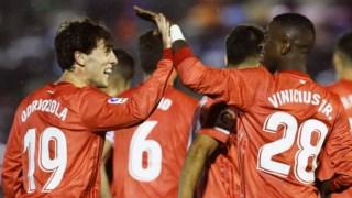 O Real Madrid venceu com facilidade o Melilla